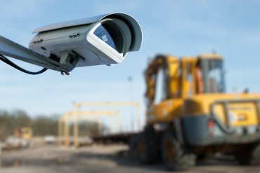 Constructon Site Security Cameras