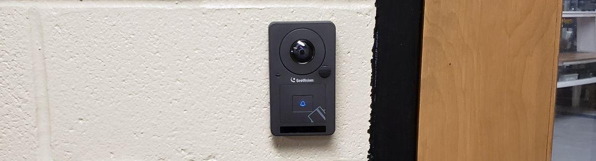 Access Control From Camera Security Now