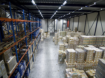 Warehouse Business Security Cameras