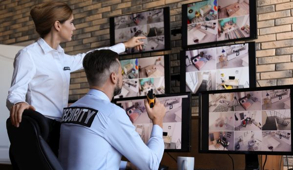 Security Cameras For Crime Prevention and Investigation