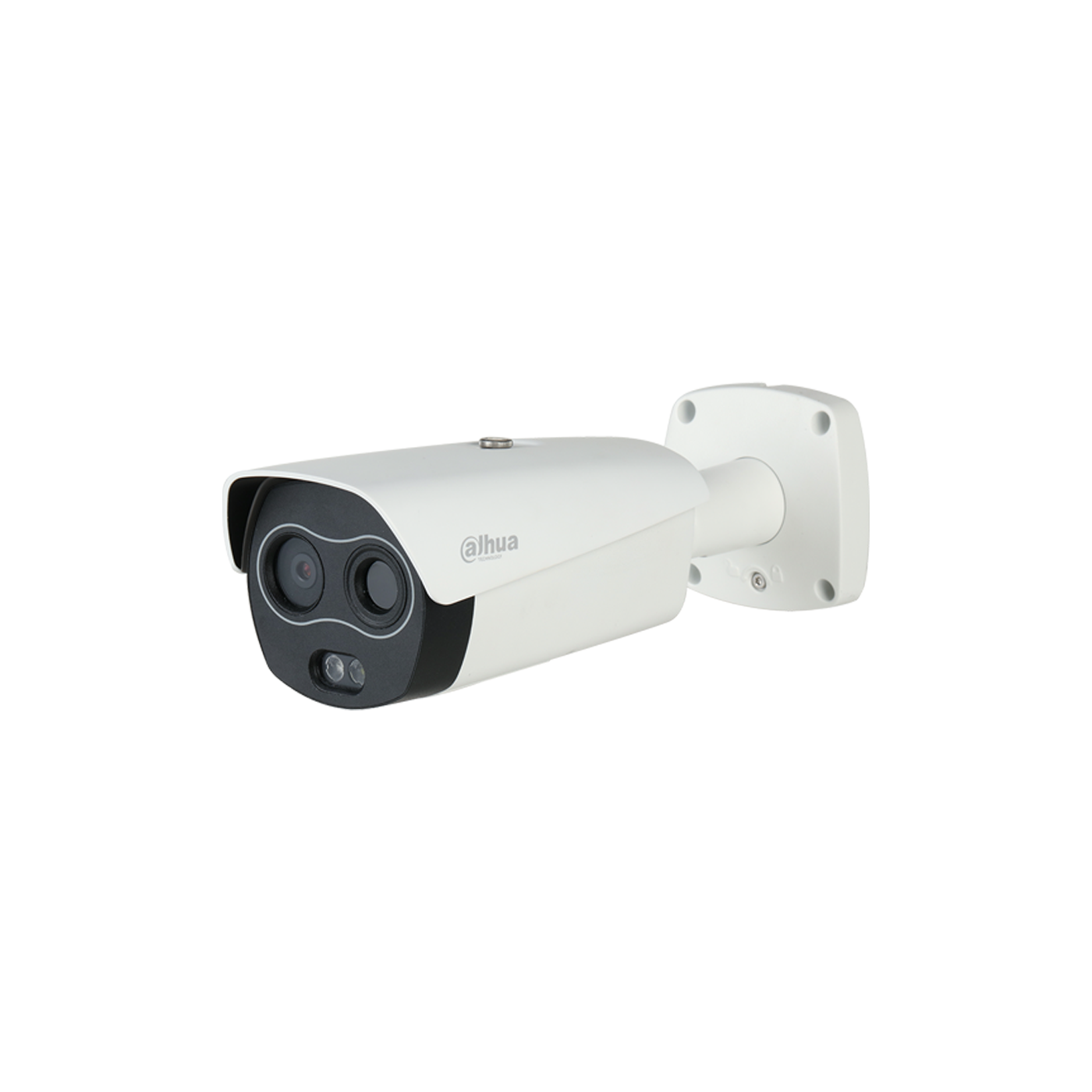 300 x 400 Hybrid Thermal ePoE Network Bullet Camera