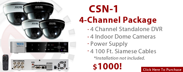 Get Our 4-Channel Package For $1000