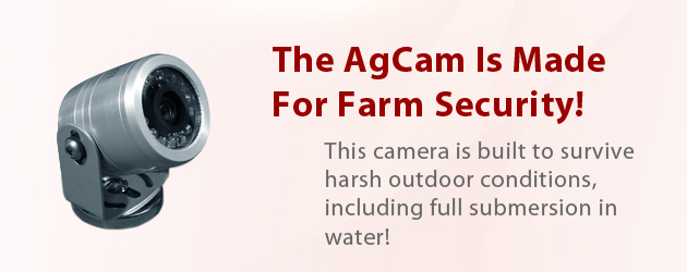 The AgCam is made for farm security.