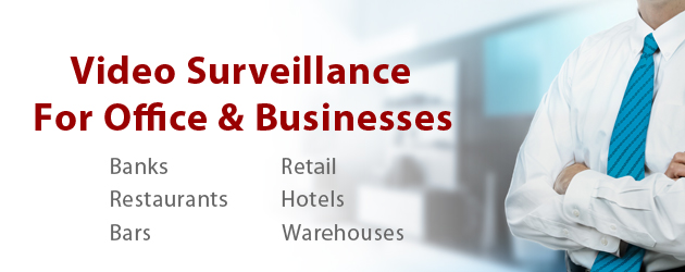 Video Surveillance For Businesses.
