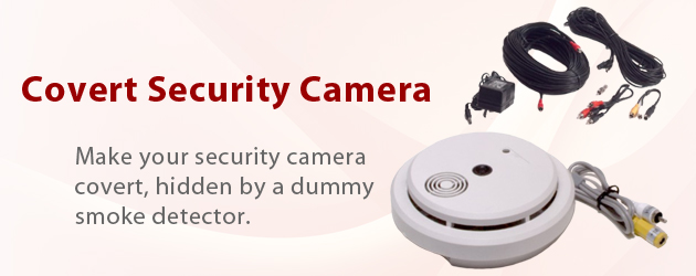 Covert Security Cameras