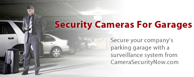 Secure your parking garages