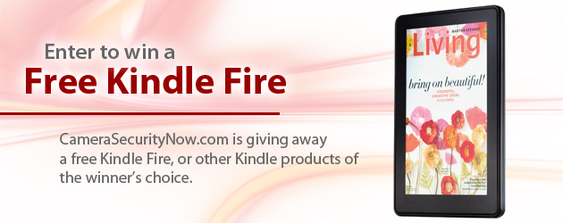 Kindle Fire Sweepstakes