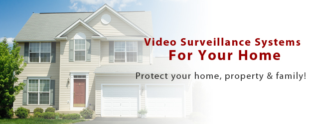 Video Surveillance For Your Home